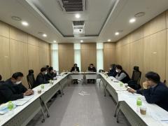 전남테크노파크, '에너지기업 해외시장 진출 지원 실무협의회' 개최