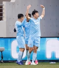 대구FC, 2021시즌 첫 경기 1대1 무승부