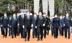 이철우 도지사, 2·28민주운동 기념행사 참석