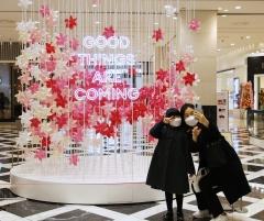 광주신세계, '봄맞이 새 기운 프로젝트' 진행