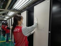 출시 10주년 'LG 트롬 스타일러' 누적 생산량 100만대 돌파
