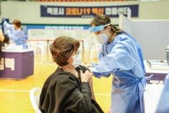 목포시, 2일 요양시설 백신접종 시작
