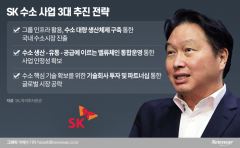 최태원, 수소 사업 '글로벌 1위' 노린다