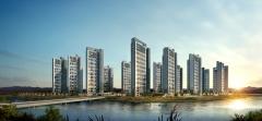 우미건설, '검단신도시 우미린 파크뷰' 총 1180가구 3월 분양