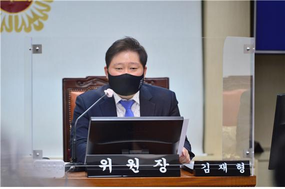 김재형 서울시의원, 제10대 청년발전 특별위원회 위원장으로 선출