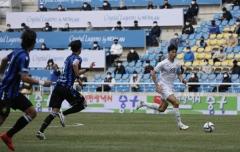 대구FC, 인천에 1대2 패배