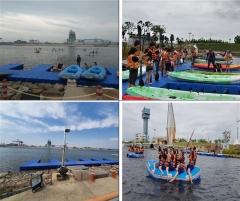 인천시, 카약·카누 계류장 설치…새로운 관광 활력 기대