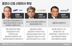 임종룡·민병현·윤석남·손인옥···증권가 '빅맨' 사외이사 후보들