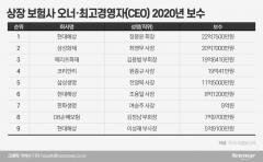 보험사 오너·CEO 보수 1위 현대해상 정몽윤 22억7500만원