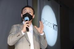 구현모 KT 대표, AI 콜센터 공략···2025년 연매출 5000억 목표
