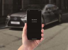 '렉서스라운지'런칭···고객만의 특권 모바일앱