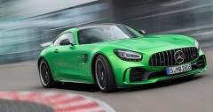 모터스포츠 DNA 잇는 '벤츠 AMG GT R'···2억5360만원