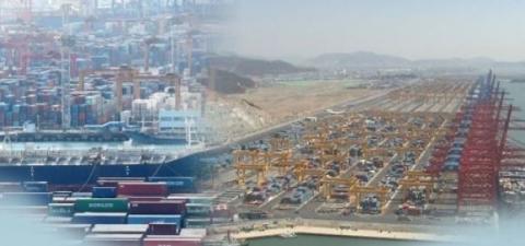 연간 무역액 1조달러 최단기 돌파···10월 달성 최초