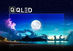 루컴즈전자, 65인치 '루컴즈 QLED' 안드로이드 TV 출시