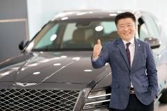 현대차 '김기양·곽경록' 영업부장, '5000대 판매거장' 선정