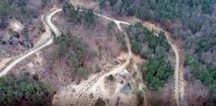 장흥군, 산림 경영 기반시설 임도사업 추진