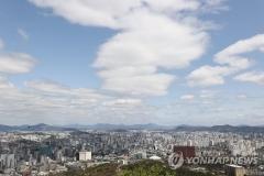 [내일 날씨]오전까지 전국 봄비···낮부터 쌀쌀