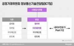 공정위 'O2O 플랫폼' 전담팀 확대···배달·숙박앱 옥죄나