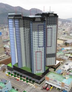 한국테크놀로지 자회사, 691억원 규모 경남 사천 주상복합 수주