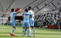 대구FC 서울에 1대0 승리, '에드가 득점포'