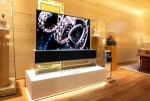 LG 롤러블 TV, 불가리와 손잡고 VVIP 마케팅 확대