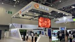 한화큐셀, 국제그린에너지엑스포서 태양광 차세대 기술 선봰다