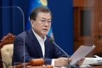 문 대통령, 美바이든 초청 '세계기후정상회의' 참석