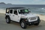 지프(Jeep) 50대한정판 모델 내놓다···'올뉴랭글러아일랜더에디션'출시