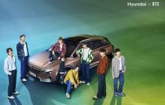 현대자동차-BTS, '수소 에너지' 홍보한다