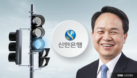 금감원, 진옥동 신한은행장 '주의적경고' 경징계···조용병은 '주의'