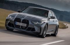 최고출력 510마력 'BMW M3·M4 컴페티션' 출시···1억2170만원~