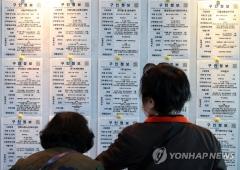 코로나 후 실직자 첫 감소···'폐업·해고' 비자발 실직자 증가폭도↓