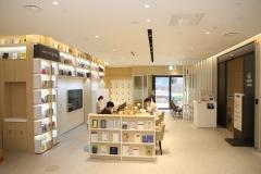 한화생명 고객센터, 상생형 문화공간 변신