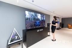 LG전자, 'LG 올레드 에보' 앞세워 OLED 대세화 박차