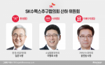 ESG경영 주도하는 김준·이형희·윤진원