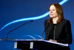 "GM, '30년 연간 매출 두배 늘린다···메리 바라 회장 ""큰 기대감 갖고 있다"""