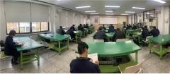 한국폴리텍대학 남인천캠퍼스, 신중년과정 전기기능사 필기 전원 합격
