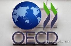 OECD 회원국 물가 가파른 상승세···2월 1.7%→3월 2.4%로
