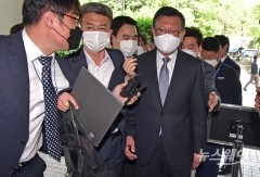 [NW포토]박삼구 전 금호아시아나그룹 회장 영장실질심사 출석