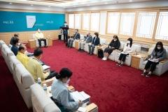 '구미지역 독립운동사 연구용역'  착수 보고회 개최
