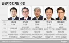[금융지주 디지털 전쟁①]'디지털 혁신', 사람에 달렸다···사활 건 인재 확보 경쟁