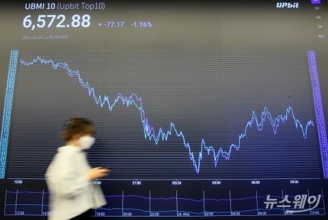 금융당국, 업비트 첫 신고수리···거래소 플라이빗도 접수