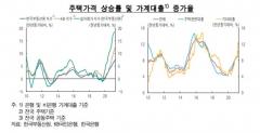 [통화신용정책]집값 상승·가계 대출 급증···금융불균형 심화