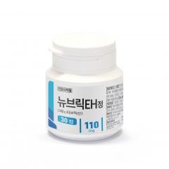 JW신약, 고중성지방혈증 치료제 '뉴브릭EH정' 출시