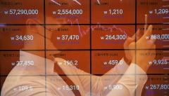 비트코인, 소폭 상승한 4150만원대 거래···이더리움 279만원