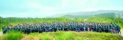 LG전자, 스페인에 나무 400만그루 심는다
