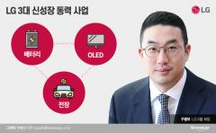 LG 구광모號, 스타트업에 과감한 투자···먹거리 발굴 명운 걸었다