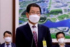 """[2021 국감]HDC현산 """"학동참사 재판결과 나와봐야"""" 발언에 뭇매"""