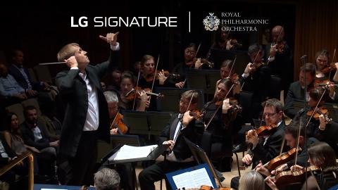 LG전자, 英오케스트라 후원···'LG 시그니처' 문화마케팅