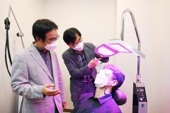 LG전자, 성형외과 의료진과 레이저 탈모치료기술 고도화